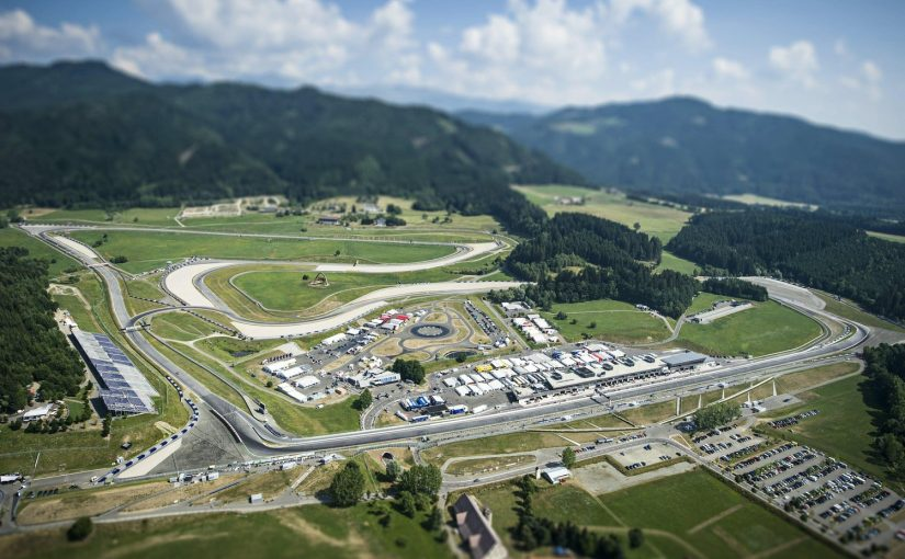 F1 - en route pour le Red Bull Ring !