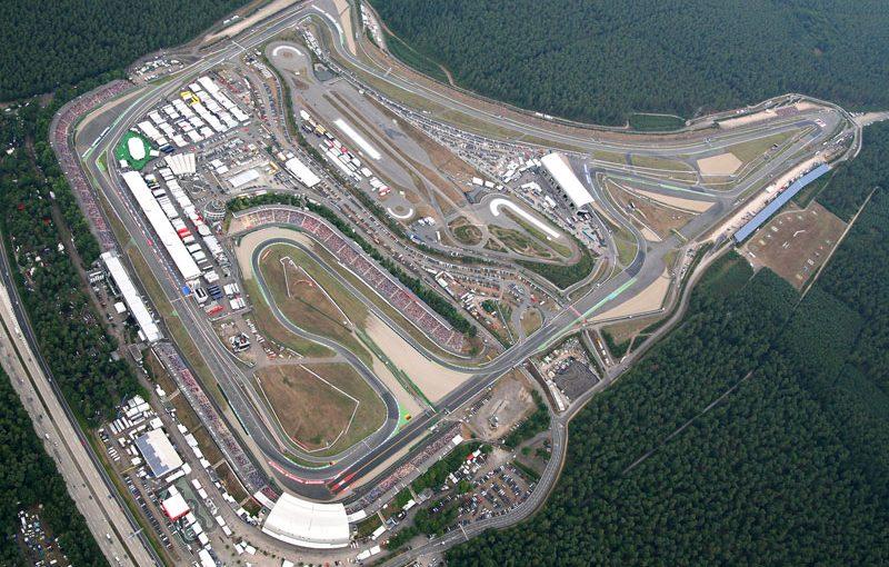 F1 : en route pour Hockenheim !