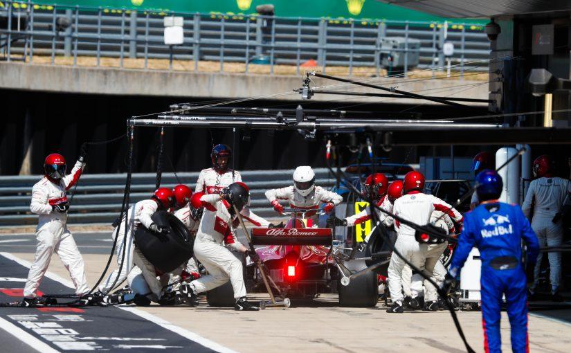 F1 - Silverstone : Charles abandonne pour la deuxième fois cette saison.