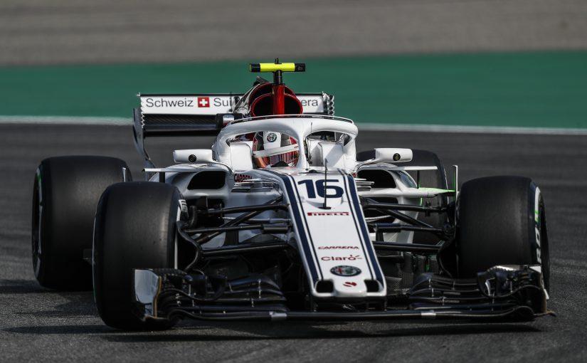 F1 - Hockenheim : Charles déjà très rapide !