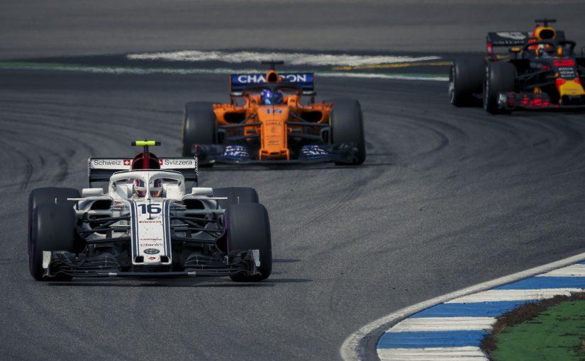 F1 - Hockenheim : une course à oublier !