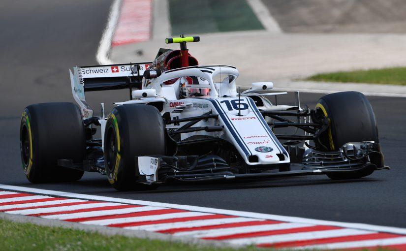 F1 - Hungaroring : un vendredi logiquement compliqué