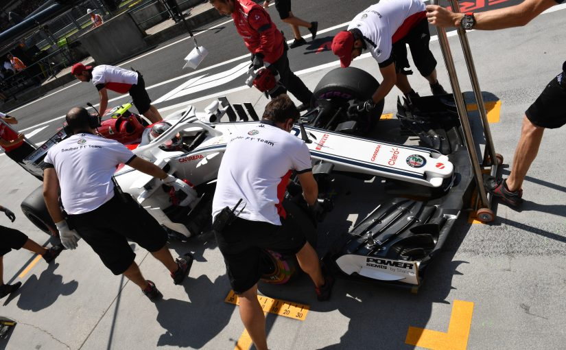 F1 - Hungaroring : un tour et puis s'en va !