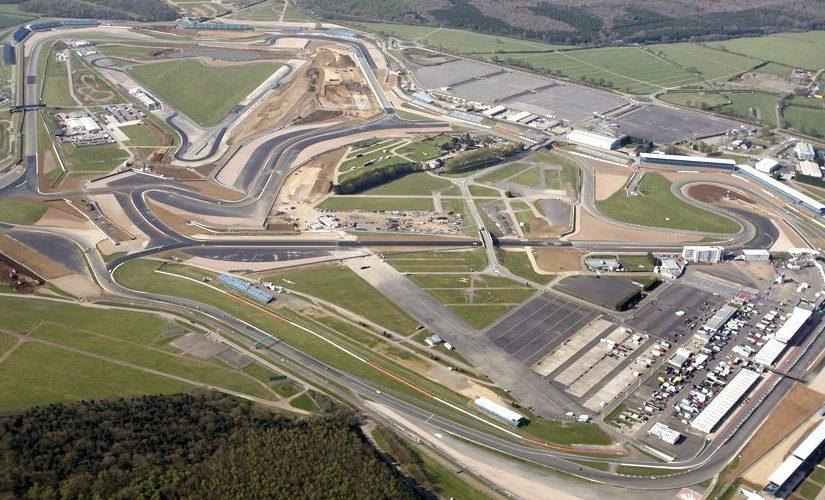 F1 - en route pour Silverstone !