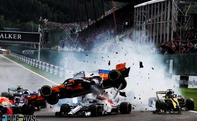 F1 - Spa-Francorchamps : Victime collatérale d'Hülkenberg!