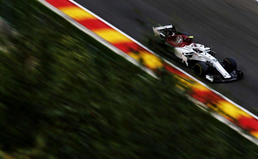 F1 - Spa-Francorchamps : Des Sauber en pleine forme !