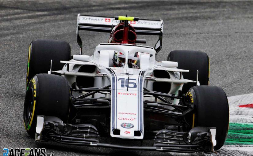 F1 - Monza : gros soucis de DRS pour Sauber !