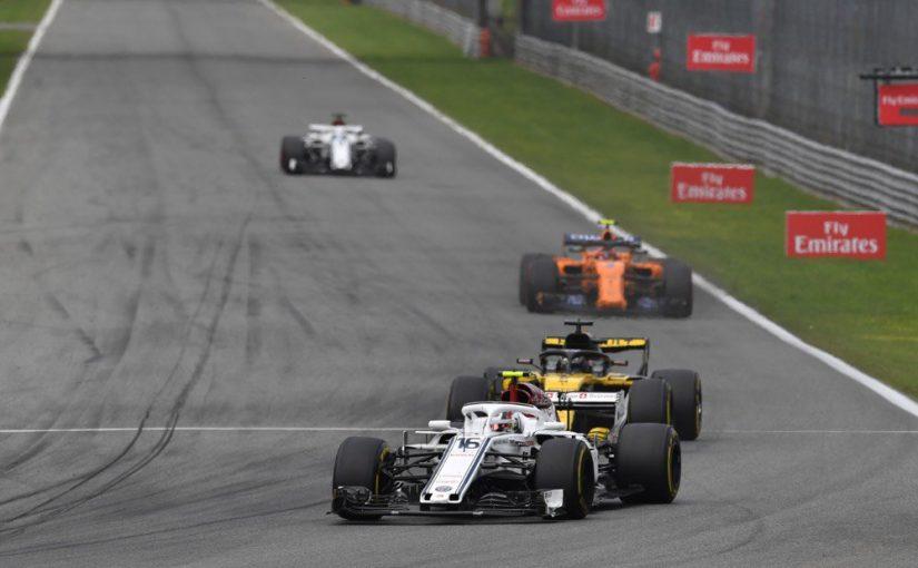 F1 - Monza : Charles reprend l'avantage sur Ericsson !