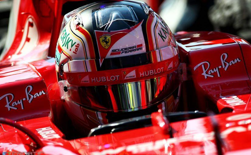 F1 - Officiel :  Charles sera chez Ferrari dès l'an prochain !