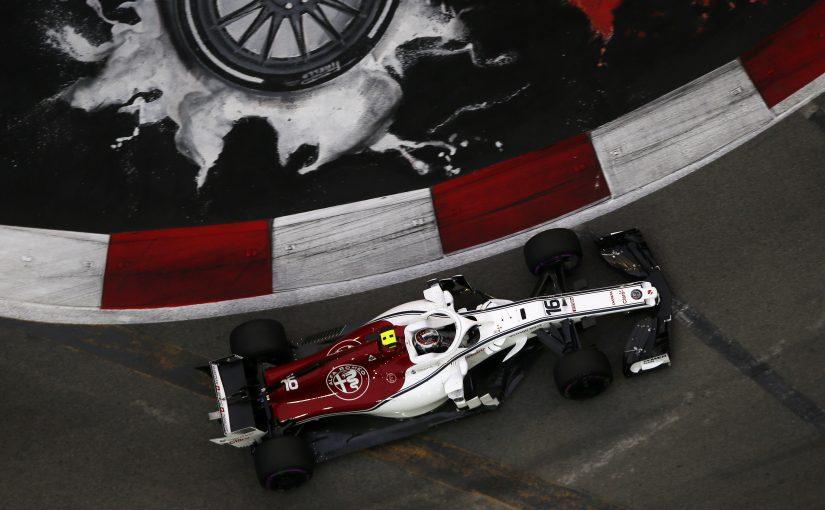 F1 - Singapour : Charles s'arrête en Q2 et atomise Ericsson !