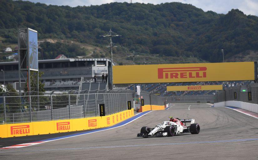 F1 - Sotchi : septième en Q3, Charles améliore un record