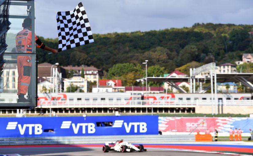F1 - Sotchi : grâce à Charles, Sauber revient à 3 points de Toro Rosso !