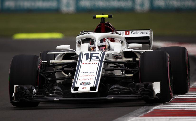 F1 - Mexico : les deux Sauber en Q3 !