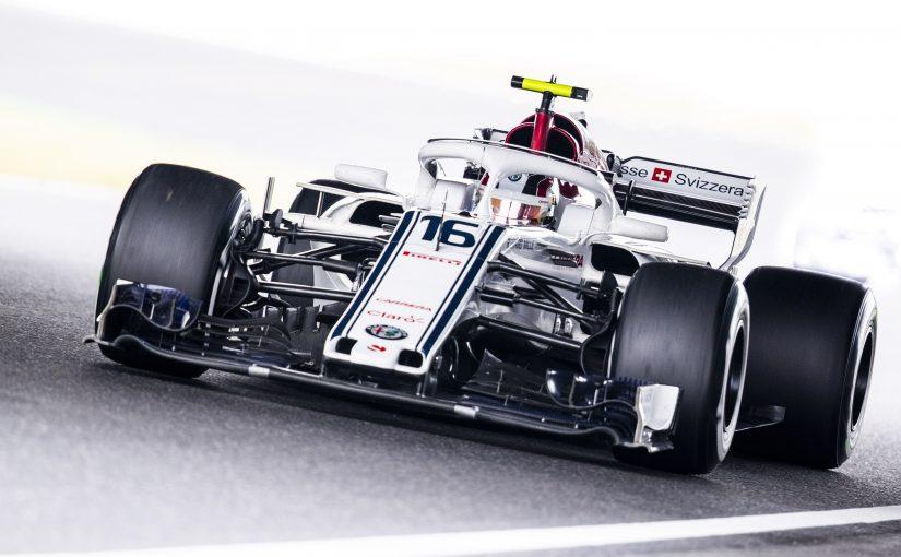 F1 - Suzuka : Sauber se loupe, Charles reste en Q2 !