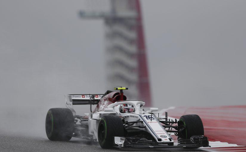F1 - Austin : quand le règlement prend l'eau !