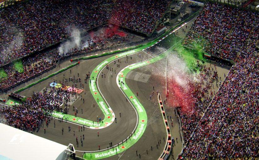 F1 : en route pour Mexico !
