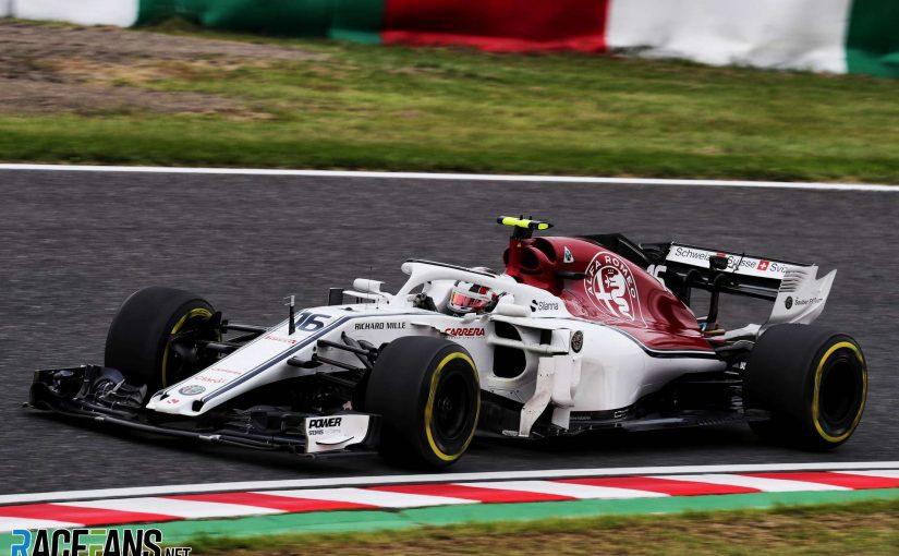 F1 - Suzuka : les Sauber en très bonne forme.