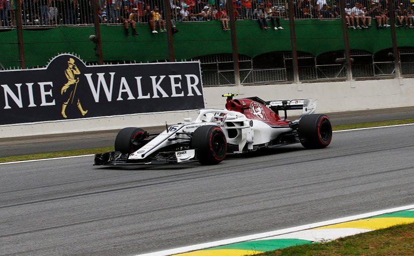 F1 - Interlagos : Sauber renforce sa position grâce à Charles !