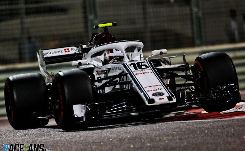 F1 - Abu Dhabi : Charles offre une dernière Q3 à Sauber !