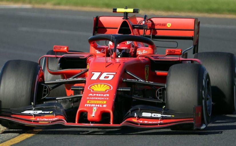 F1 - Melbourne : une première qualif compliquée