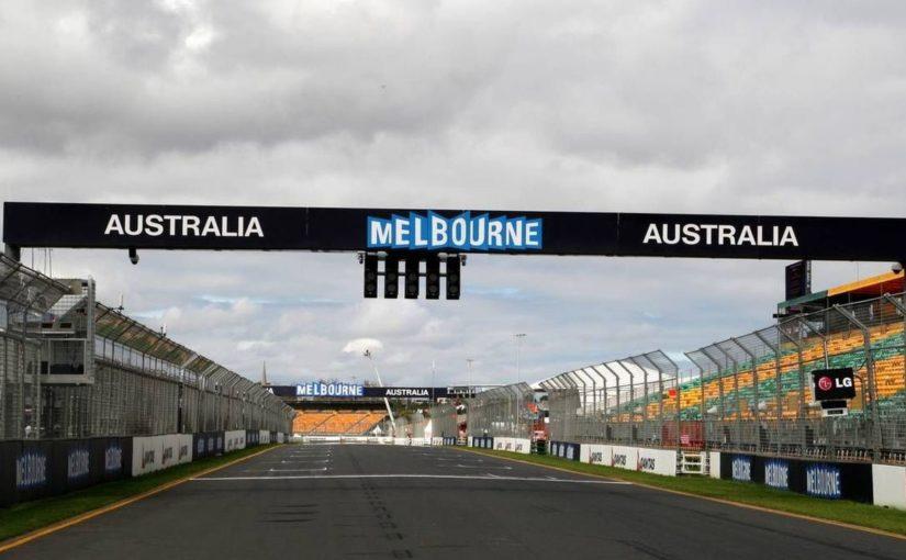 F1: en route pour Melbourne !