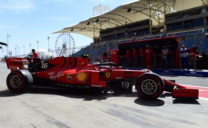 F1 - Bahrein : les Ferrari retrouvent le sourire !