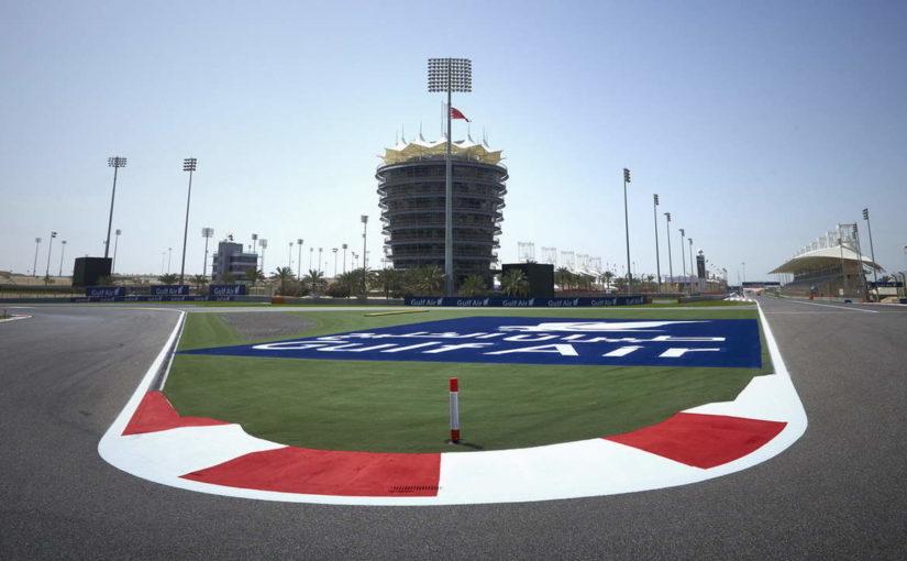 F1 - En route pour Bahrein !