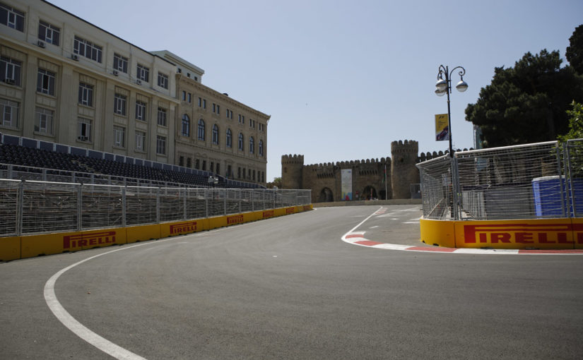 F1 : en route pour Baku !