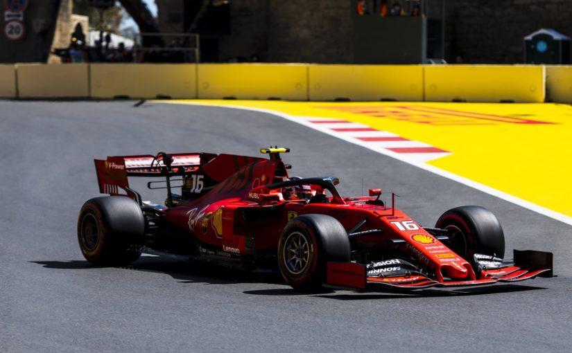 F1 - Baku : Ferrari clairement pas au niveau !