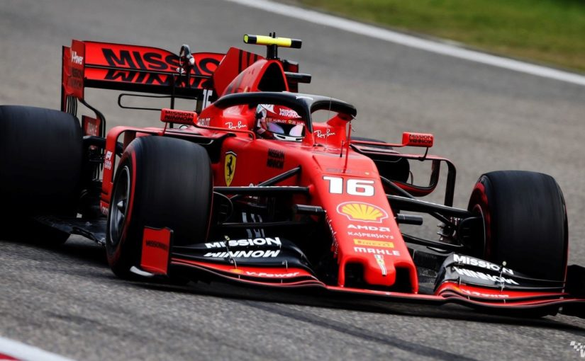 F1 - Shanghai : Bottas intouchable, Ferrari en embuscade !