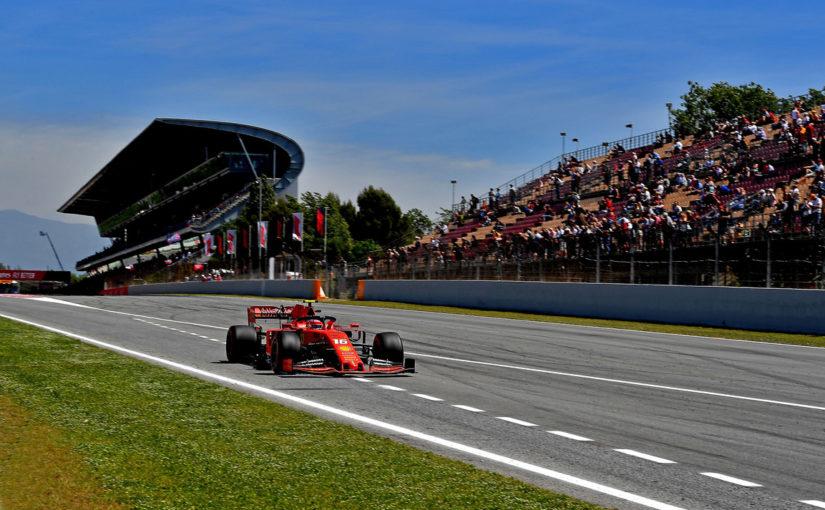 F1 - Barcelone : terrible désillusion pour Ferrari !