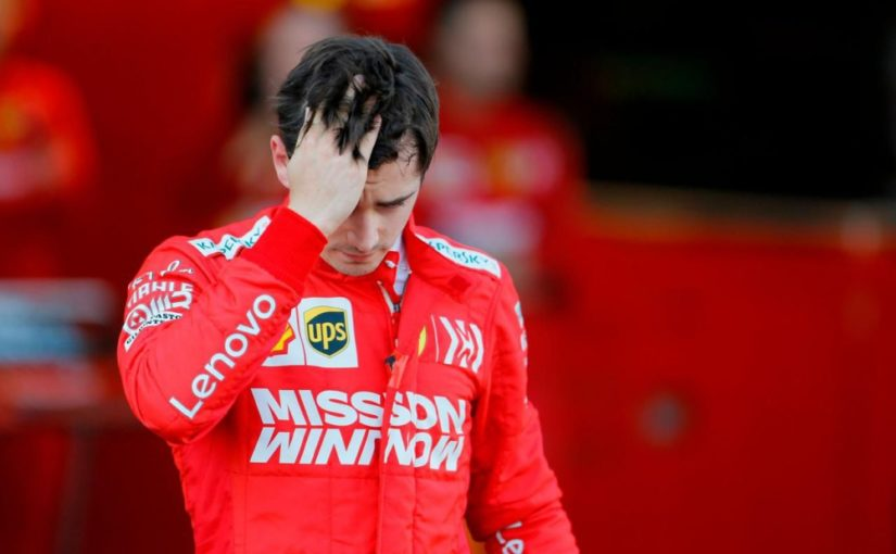 F1 - Monaco : Charles oublié par sa propre équipe !