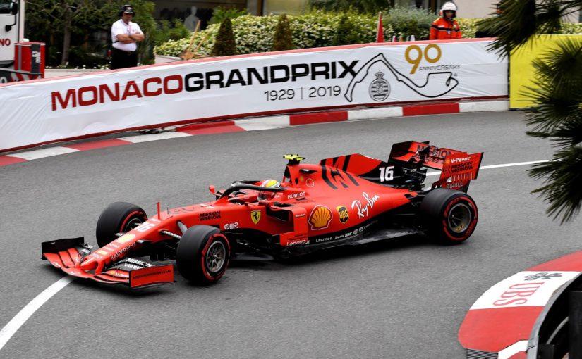 F1 - Monaco : Ferrari logiquement en retrait