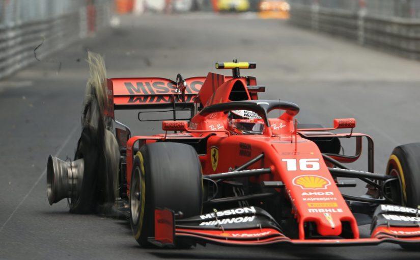 F1 - Monaco : pas de miracle à la maison !