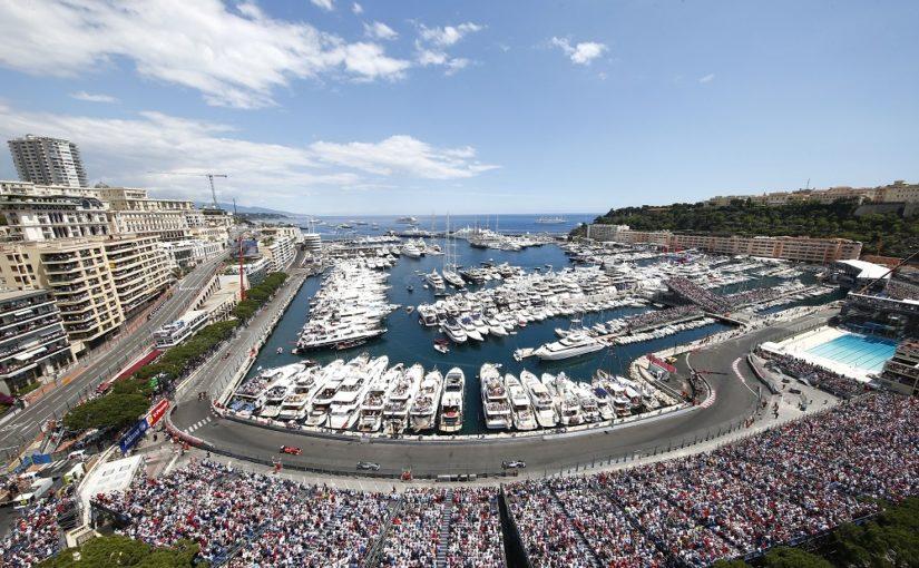 F1 - en route pour Monaco !