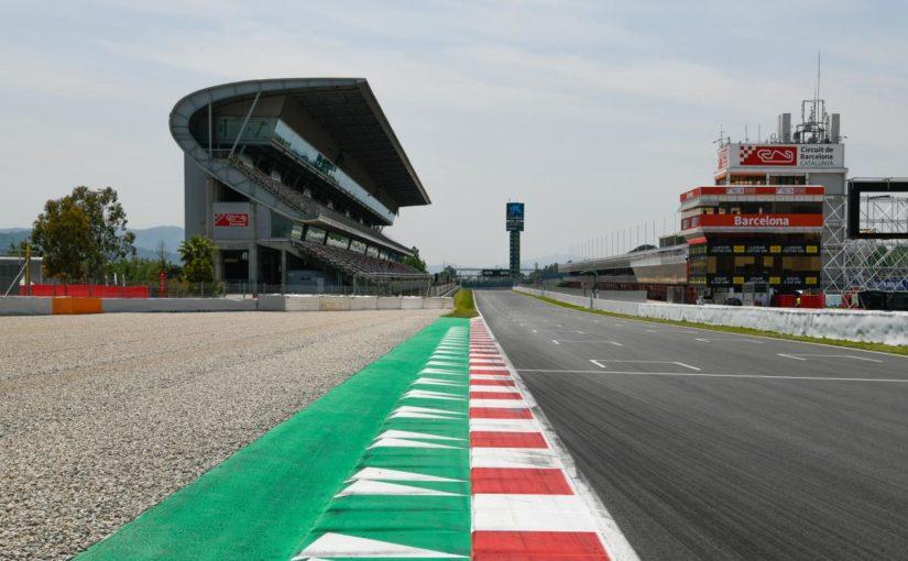 F1 : en route pour Barcelone !