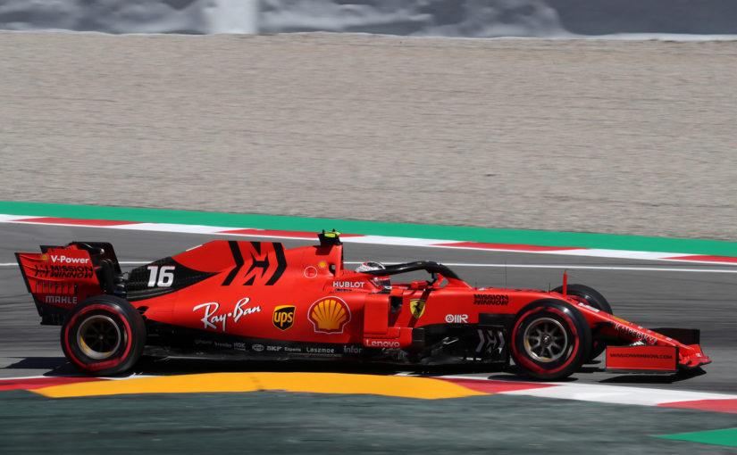 F1 - Barcelone : Ferrari légèrement en retrait
