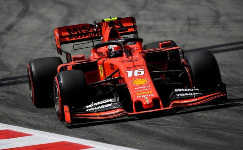 F1 - Barcelone : des Ferrari totalement impuissantes !