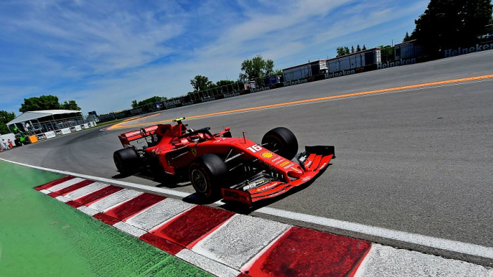 F1 - Montréal : Charles sur le podium !