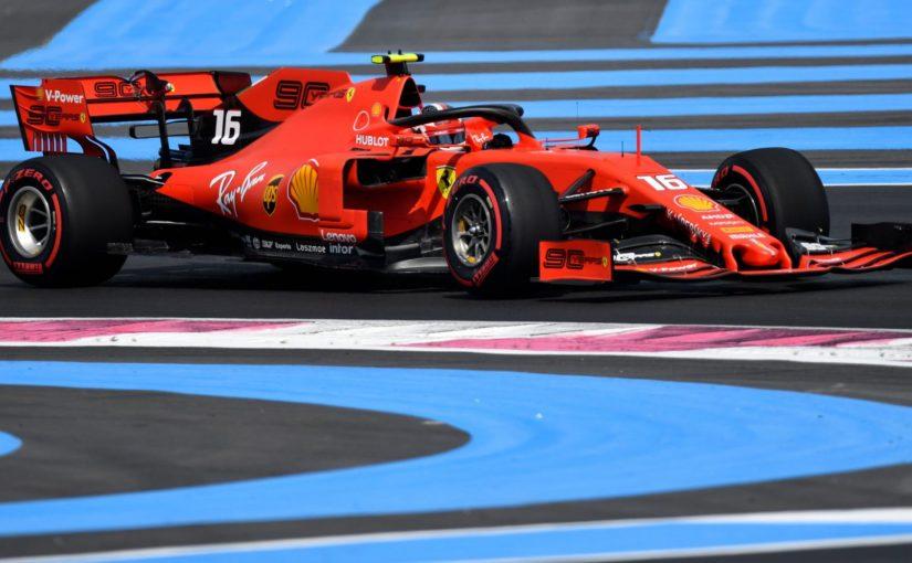 F1 - Castellet : Charles loin devant Vettel !