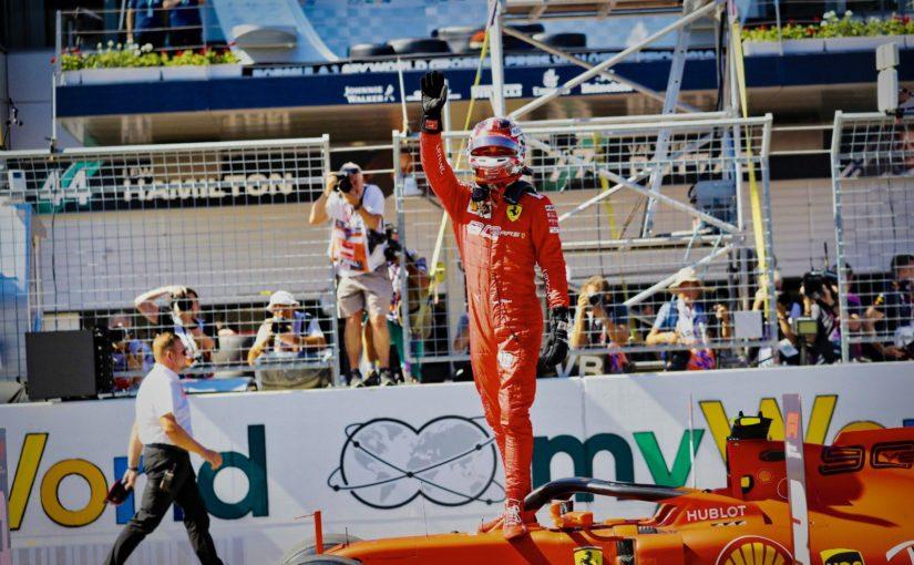 F1 - Red Bull Ring : Charles signe la pole, Hamilton pénalisé !