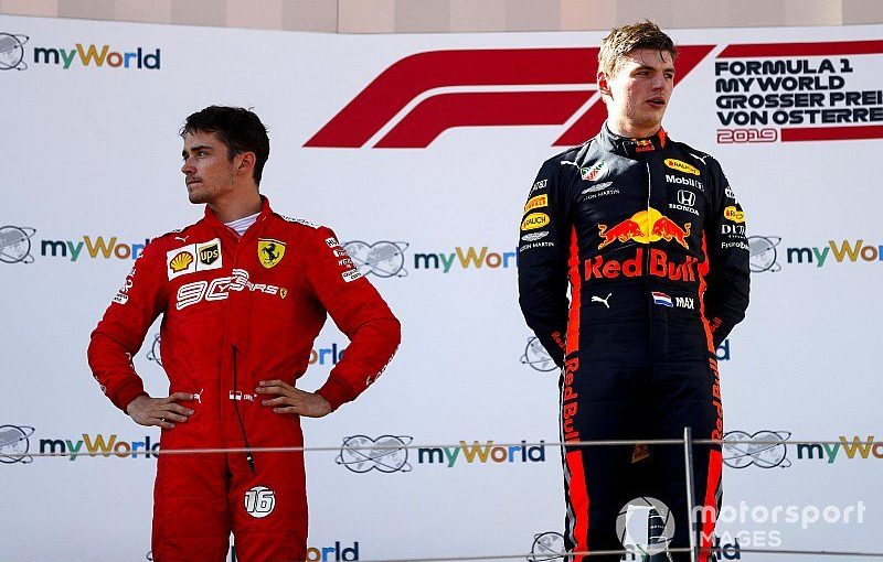 F1 - Red Bull Ring : Verstappen remporte une victoire litigieuse !