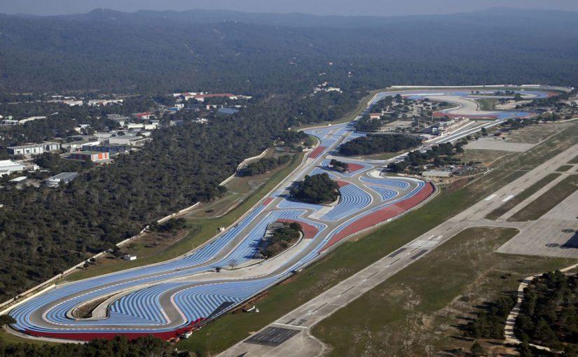 F1 : en route pour le Castellet !