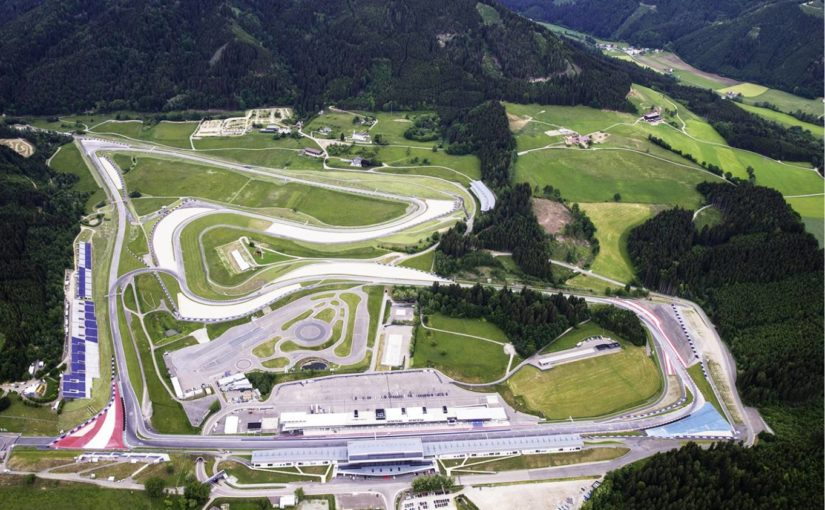 F1 : en route pour le Red Bull Ring !