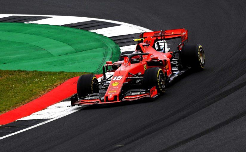 F1 - Silverstone : Charles à un souffle de la pole !