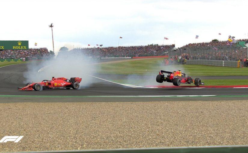 F1 - Silverstone : podium pour Charles, strike pour Vettel !