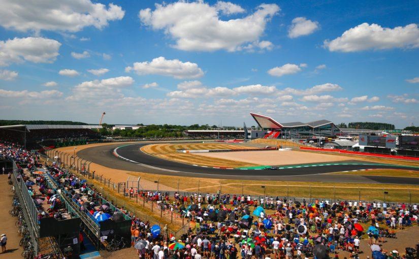 F1 : en route pour Silverstone !