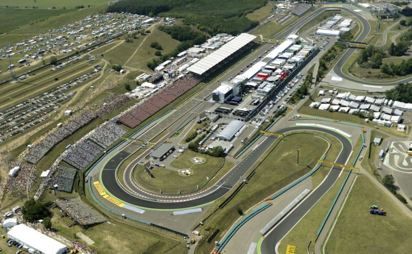F1 : en route pour le Hungaroring !