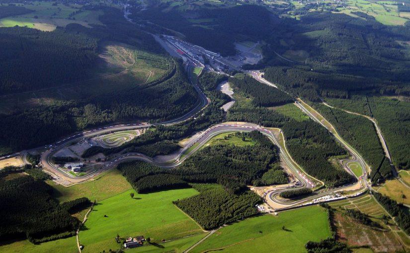 F1 : en route pour Spa-Francorchamps !