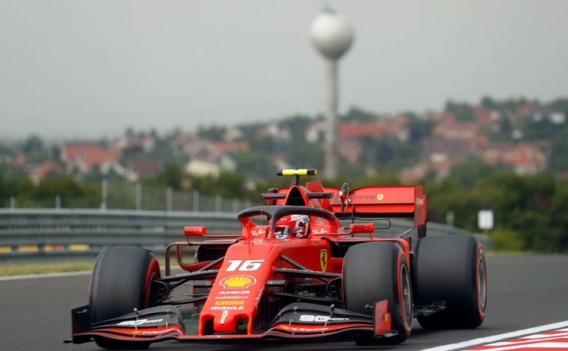 F1 - Hungaroring : La pluie a perturbé les équipes